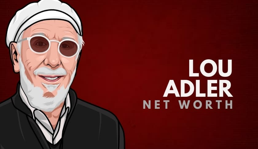 Lou Adler Net Worth