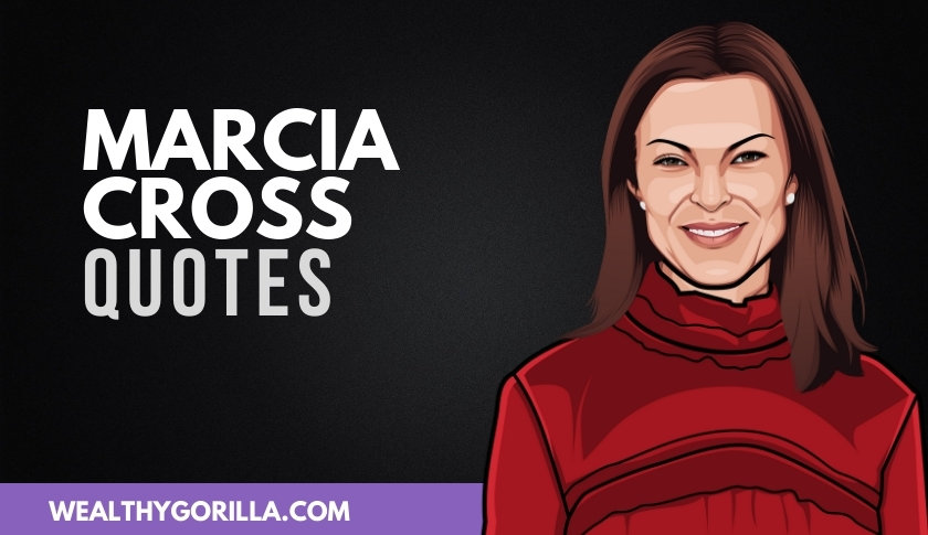 40 Powerful Marcia Cross Quotes