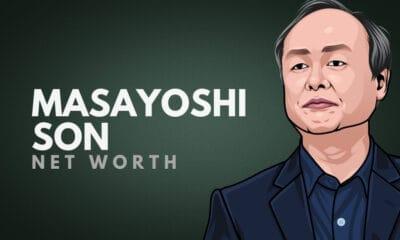 Masayoshi Son's Net Worth