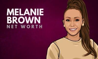 Melanie Brown's Net Worth