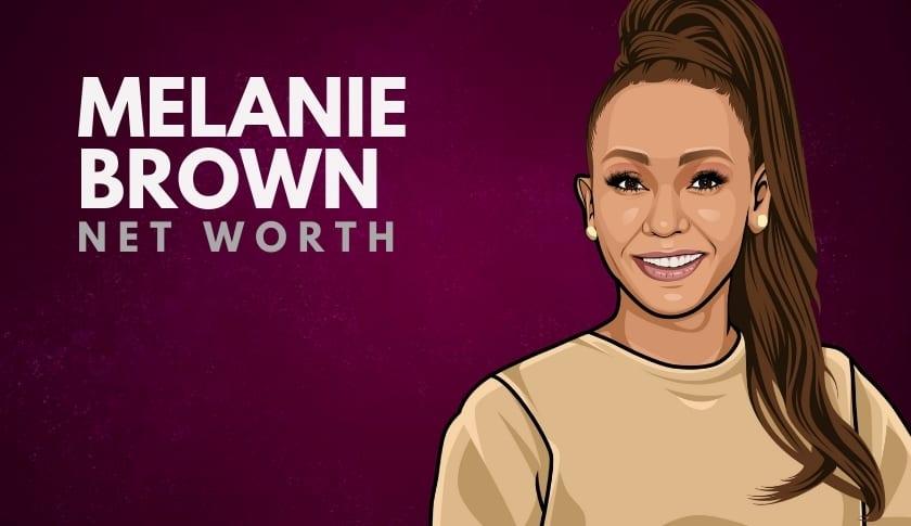 Melanie Brown Net Worth