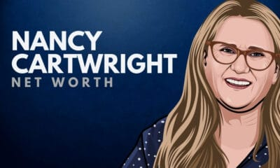 Nancy Cartwright's Net Worth