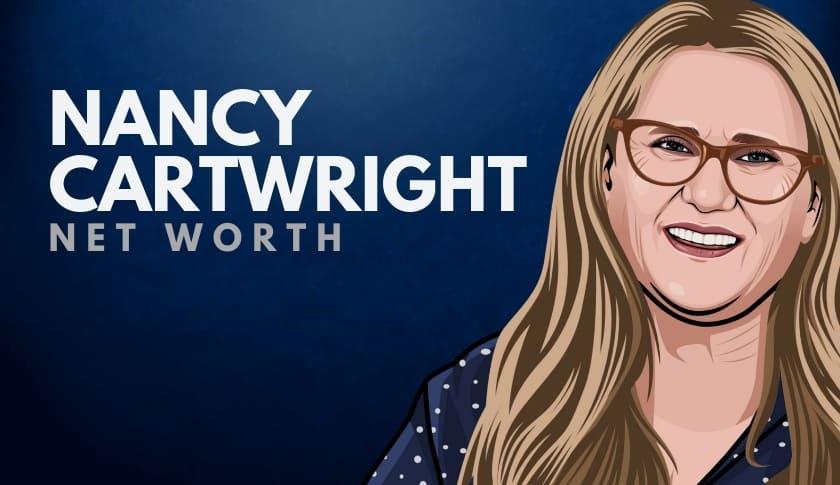 Nancy Cartwright Net Worth