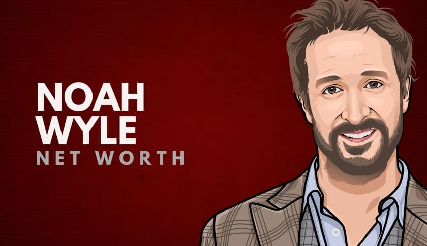 Noah Wyle Net Worth