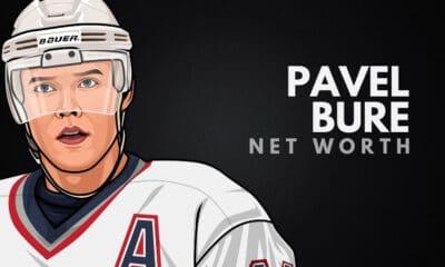 Pavel Bure's Net Worth