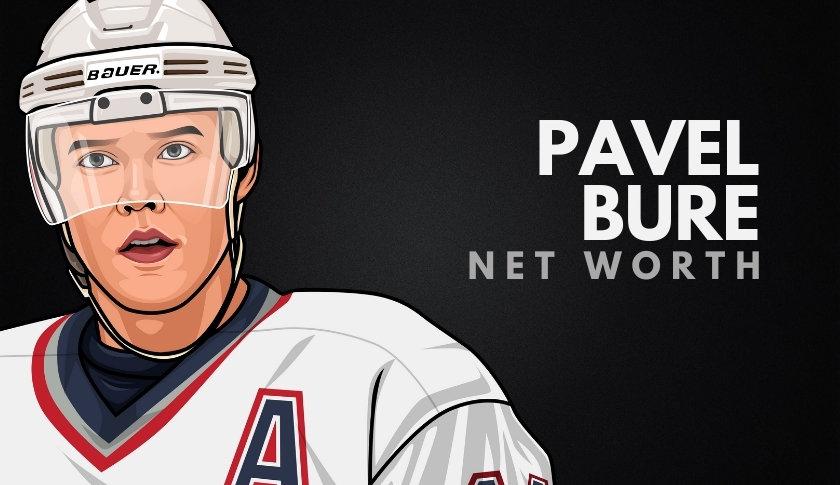 Pavel Bure Net Worth
