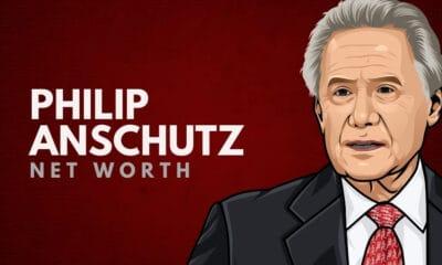 Philip Anschutz's Net Worth