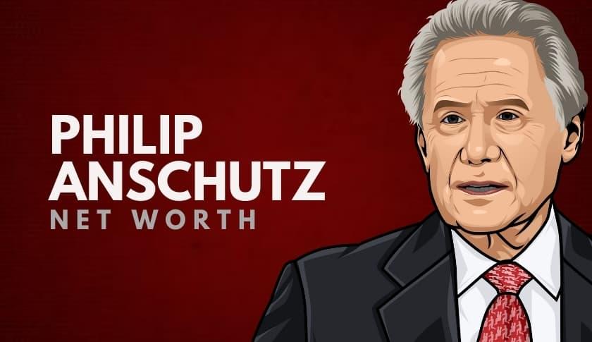 Philip Anschutz Net Worth