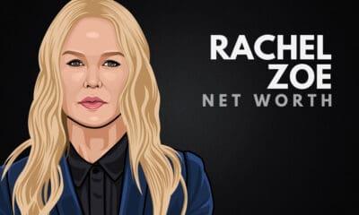 Rachel Zoe's Net Worth