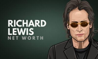 Richard Lewis' Net Worth