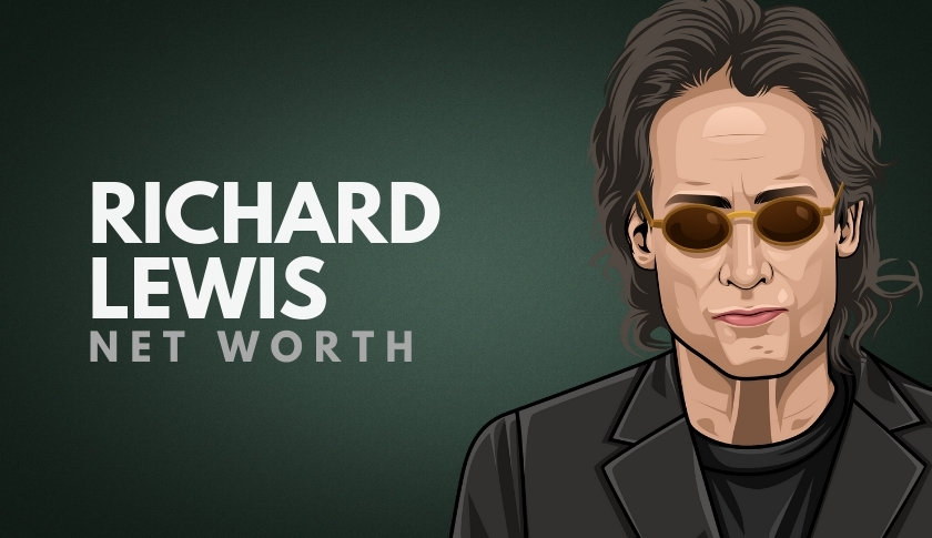Richard Lewis Net Worth