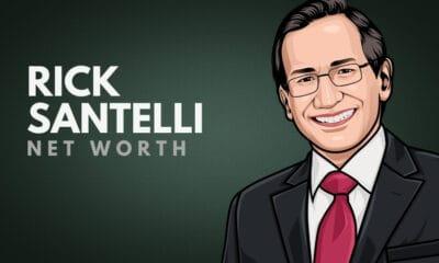 Rick Santelli's Net Worth