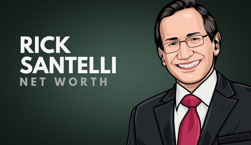 Rick Santelli Net Worth