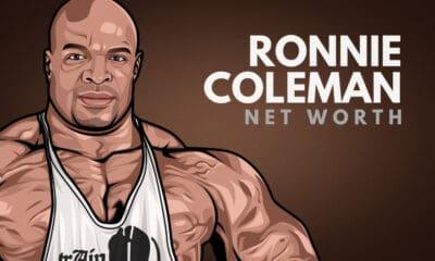 Ronnie Coleman's Net Worth