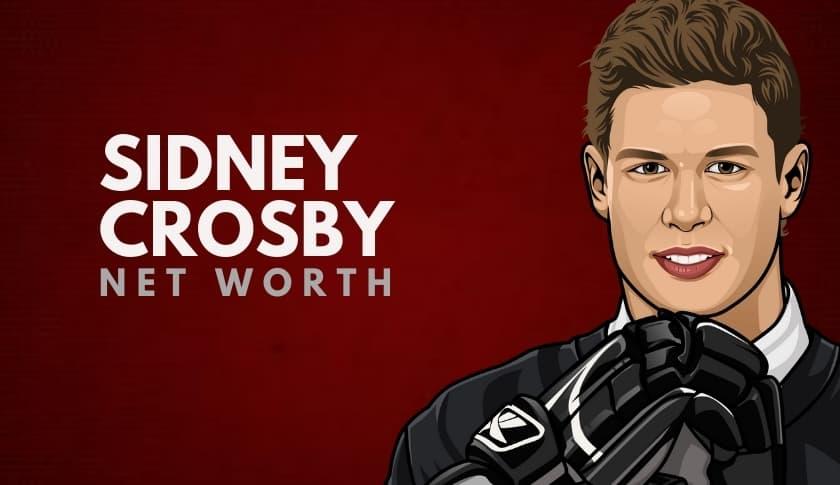 Sidney Crosby Net Worth