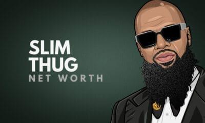 Slim Thug's Net Worth