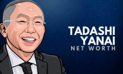 Tadashi Yanai's Net Worth