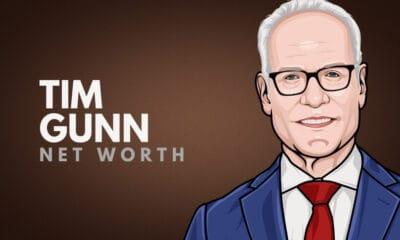 Tim Gunn's Net Worth