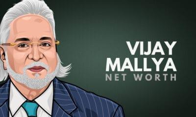 Vijay Mallya's Net Worth