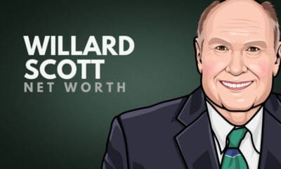 Willard Scott's Net Worth