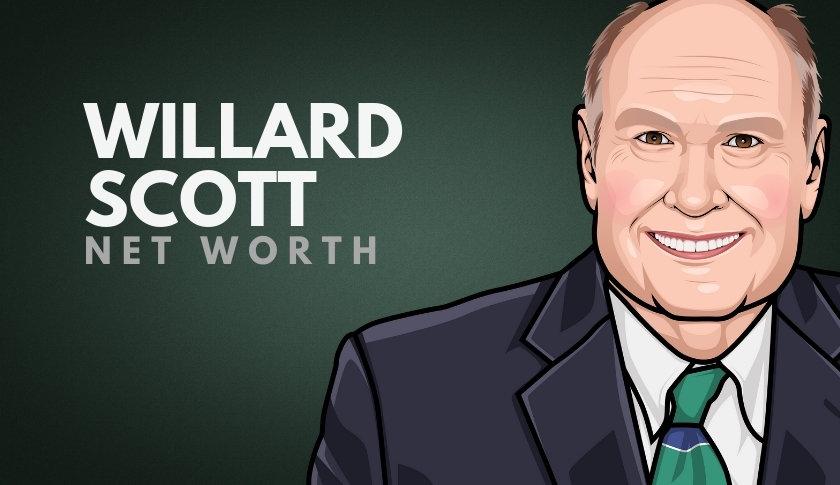 Willard Scott Net Worth