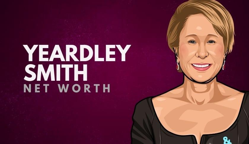 Yeardley Smith Net Worth