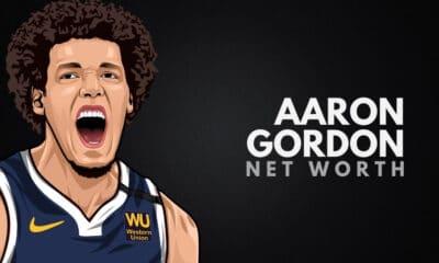 Aaron Gordon's Net Worth