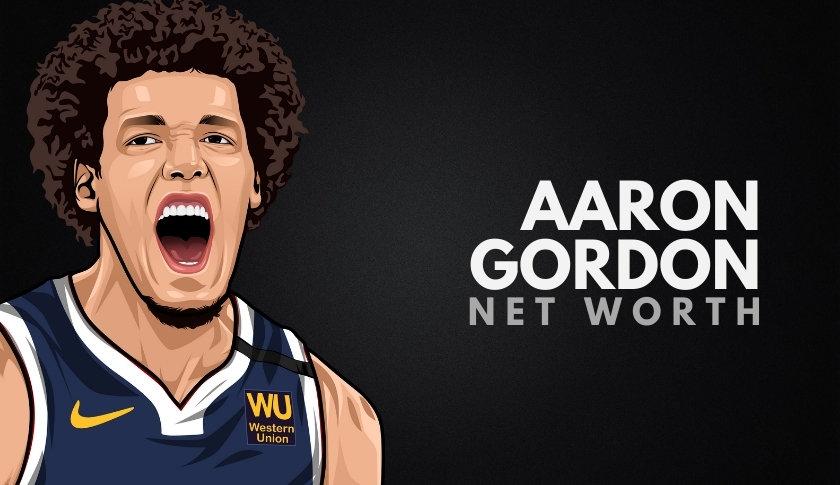 Aaron Gordon Net Worth