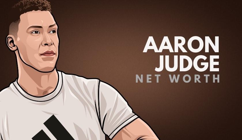 Aaron Judge Net Worth