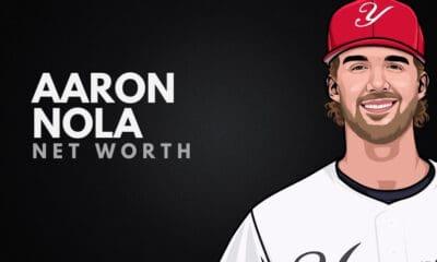 Aaron Nola's Net worth
