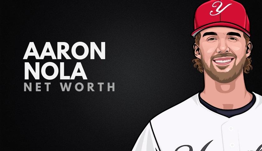 Aaron Nola Net Worth