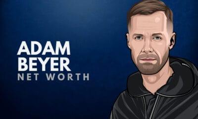 Adam Beyer's Net Worth