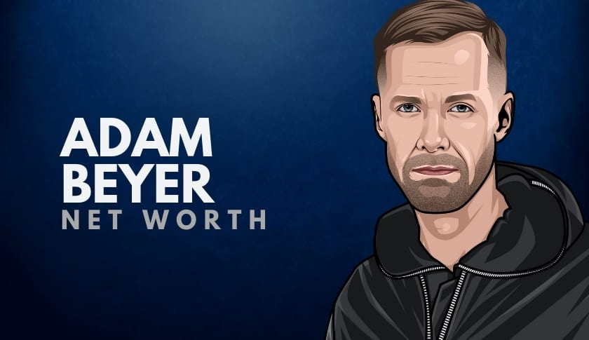 Adam Beyer Net Worth