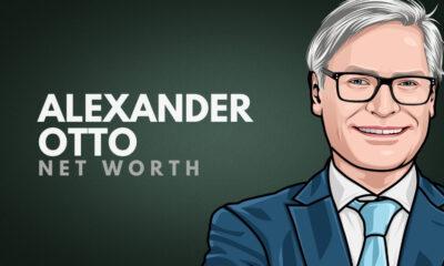 Alexander Otto's Net Worth