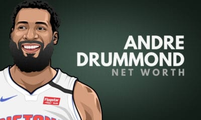 Andre Drummond's Net Worth