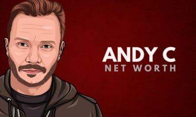 Andy C's Net Worth