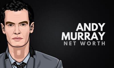 Andy Murray's Net Worth