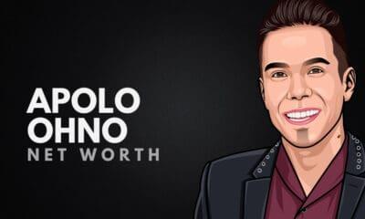Apolo Ohno's Net Worth