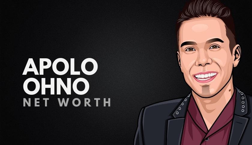 Apolo Ohno Net Worth
