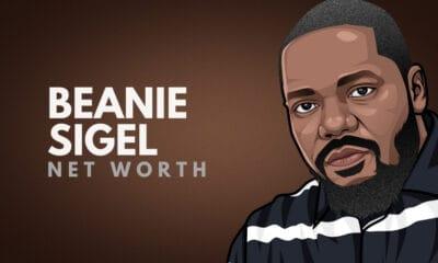 Beanie Sigel's Net Worth