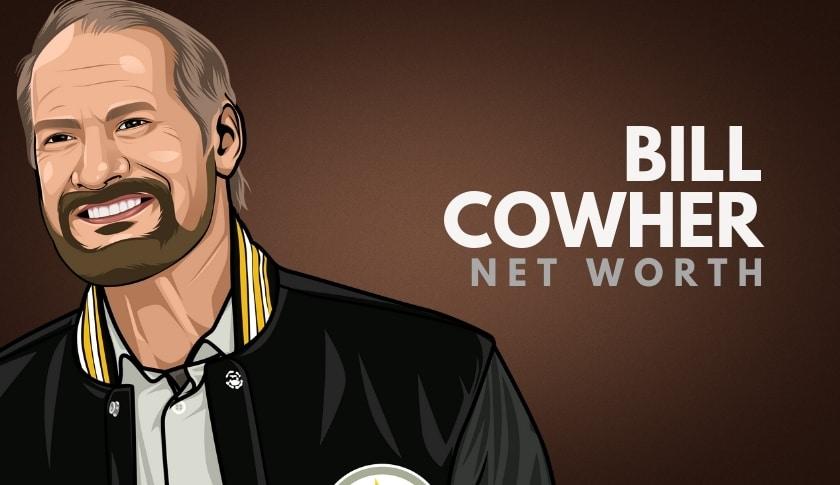 Bill Cowher Net Worth
