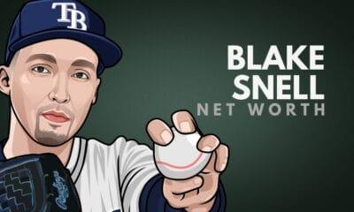 Blake Snell's Net Worth