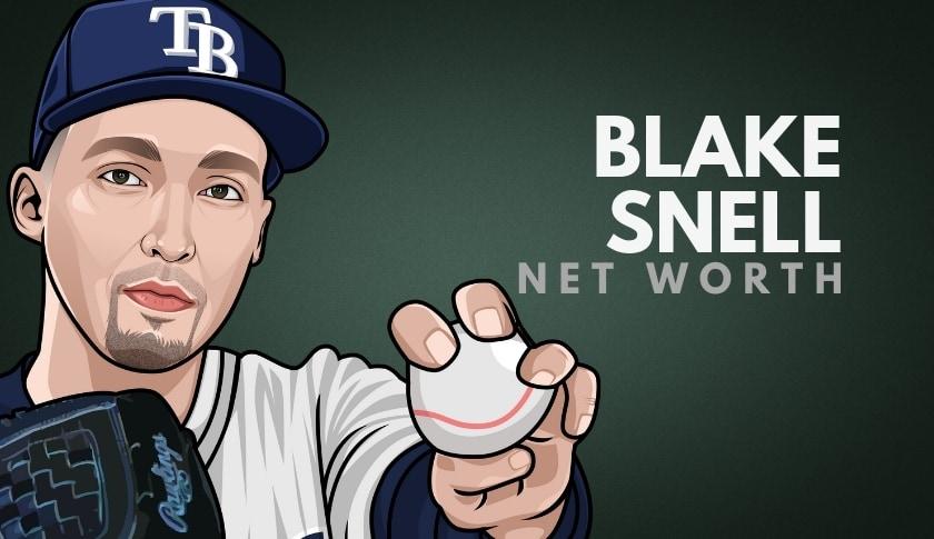 Blake Snell Net Worth