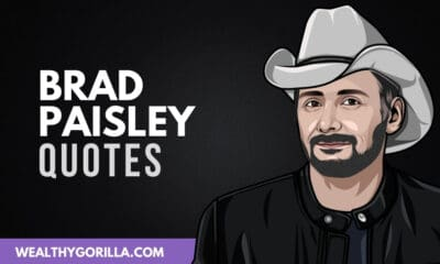 50 Incredible Brad Paisley Quotes About Life & Music