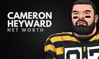 Cameron Heyward's Net Worth
