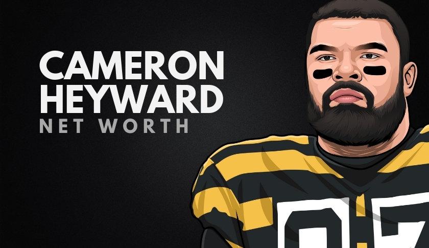 Cameron Heyward Net Worth
