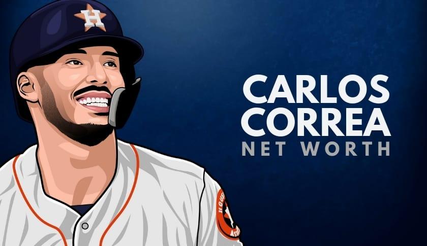 Carlos Correa Net Worth