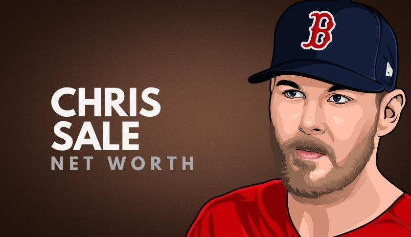 Chris Sale Net Worth