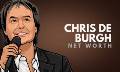 Chris de Burgh's Net Worth