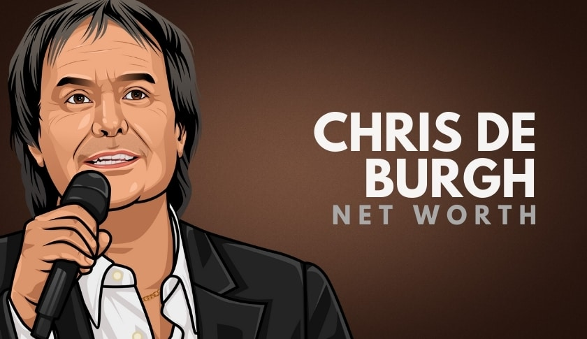 Chris de Burgh Net Worth